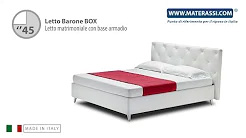 video letto Barone Box