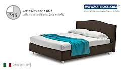 video letto Desiderio Box