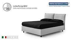 video letto Parigi Box