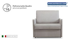 video poltrona letto Quadro