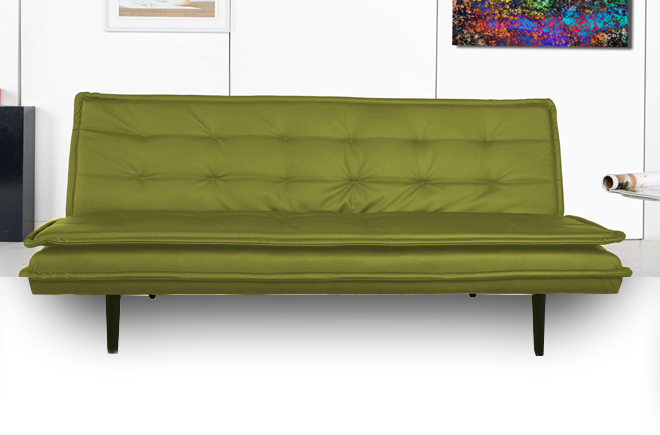 Divani letto in ecopelle offerte e sconti - Materassi per divano letto ...