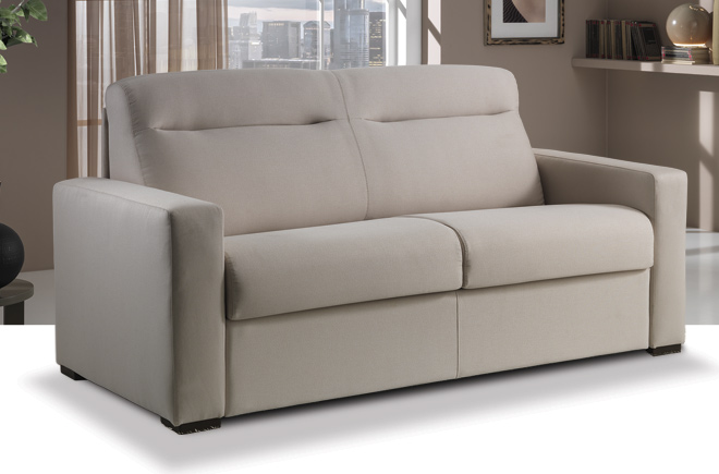 Divano letto 160 con materasso alto 18 cm sconti e consegna gratuita - Divano letto 160 cm ...