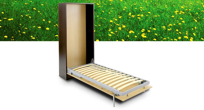 Meccanismo per letto a ribalta verticale