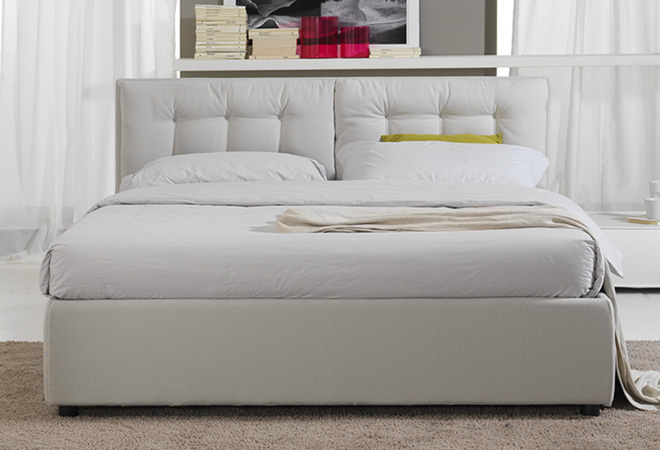 Letto matrimoniale con base box superofferta - Base per letto matrimoniale ...