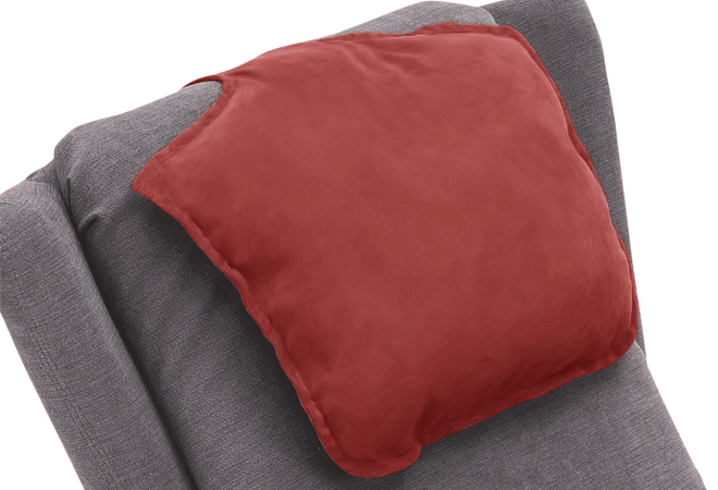 Cuscino poggiatesta per poltrona - Cuscino per divano ...
