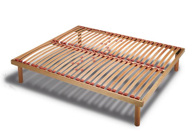 Rete in legno naturale, Sconti fino -70%| Materassi.com