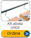 kit alzata unica