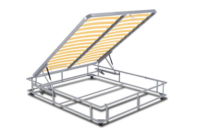 Meccanismo per costruttori letto box for Ikea rete letto