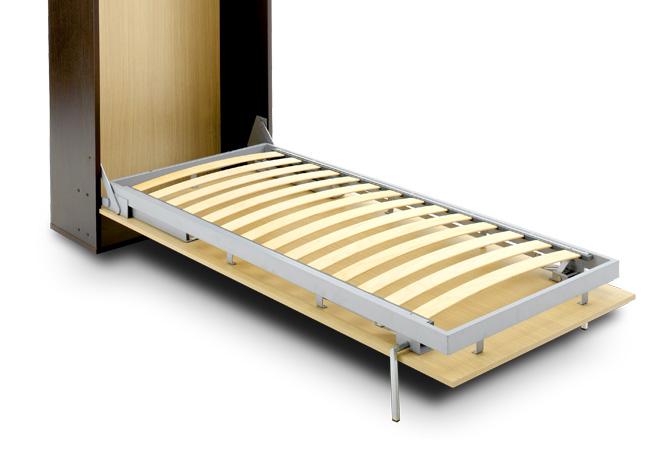 Meccanismo per letto a ribalta verticale for Scheda tecnica anta ribalta giesse