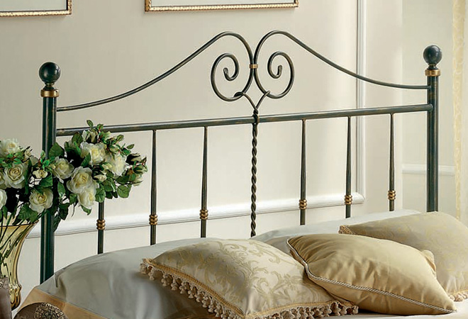 Testiere 120 con fissaggio a muro offerte - Testiera letto ferro ...