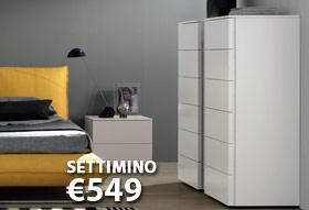 Comodini lampade appendiabiti accessori e - Cassettiere camera da letto ...