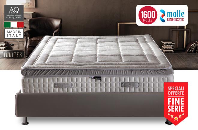 Materassi Molle Indipendenti E Memory 160x190 Offerte Materassi Com