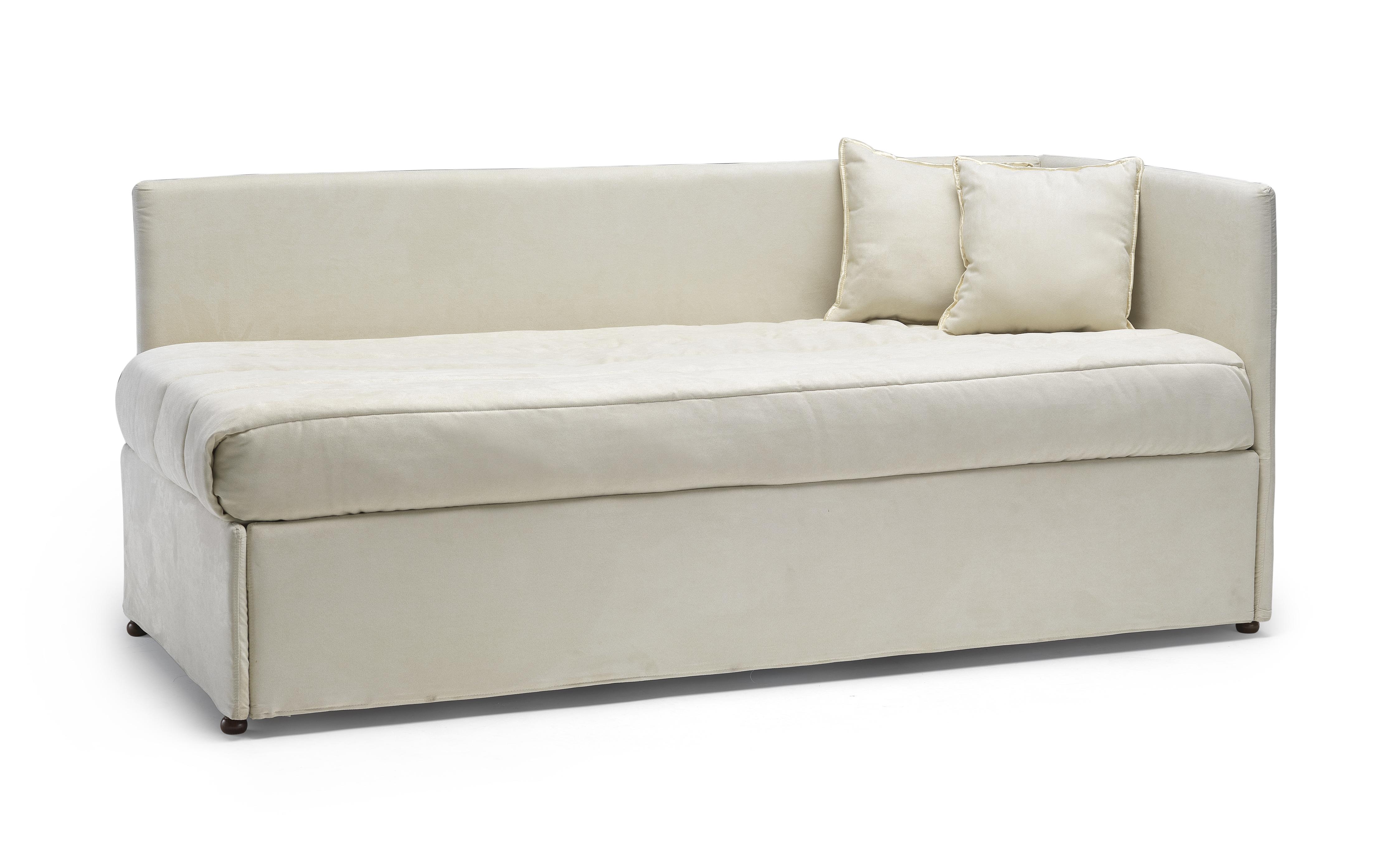 Divano letto con schienale ad angolo pagabile 12 mesi for Materassi x divano letto